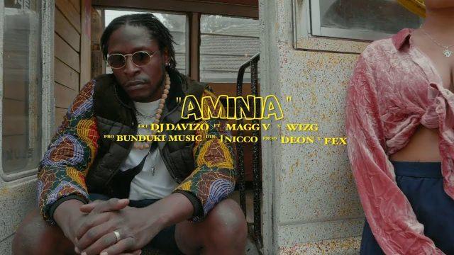 Download Video by Dj davizo x Maggy V x Wizg – Aminia