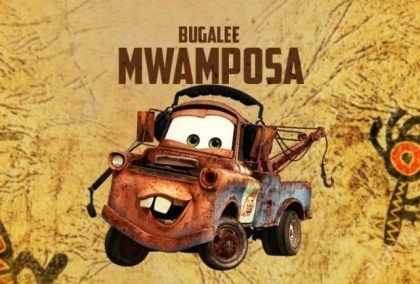 Download Audio by Bugalee – Mwamposa