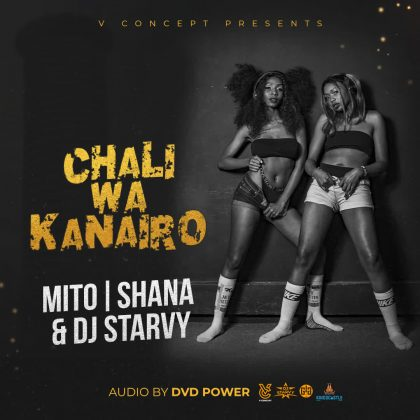 Download Audio by Mito x Shana – Chalii wa Kanairo