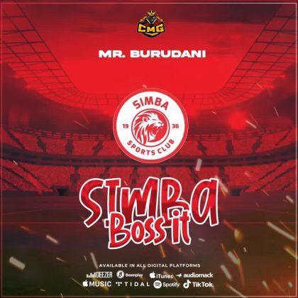 Download Audio by Darassa – Simba Boss It