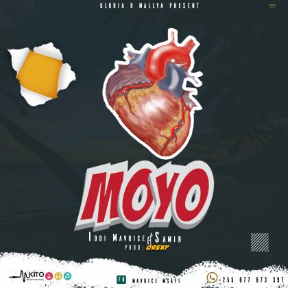 Download Audio by Iddy Mavoice ft Samir – Moyo