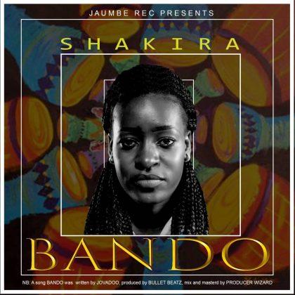 Download Audio by Shakira – Bando