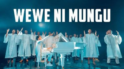 Download Audio by Bahati – Wewe Ni Mungu