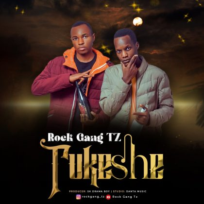 Download Audio by Rock Gang – Tukeshe