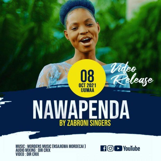 Download Audio by Zabron Singers – Nawapenda