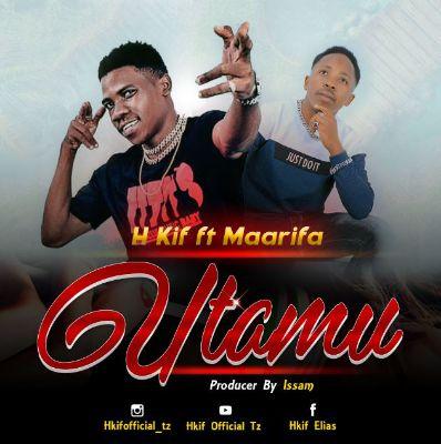 Download Audio by H Kif ft Maarifa – Utamu wa Mapenzi